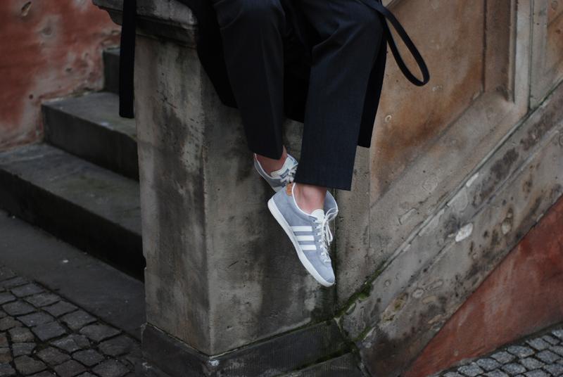adidas gazelle damskie na nogach