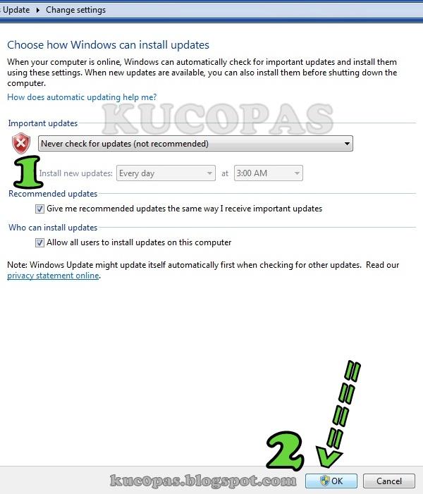 Cara Mengembalikan Layar Windows 7 Yang Eror Menjadi Hitam