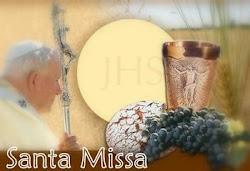 Clique na imagem e encontre sua Missa, em Recife/PE