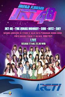 Video Mega Konser JKT48 di RCTI