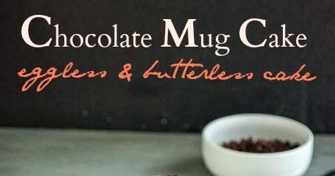 ... Mug Cake / Eggless Chocolate cake in a Mug / Microwave Chocolate Cake