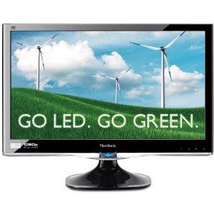 new ViewSonic Launched Full HD VX2250wm-LED Monitor