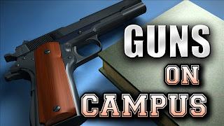University Gun Law