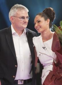 Милионерът Сираков избра хубавата Ели