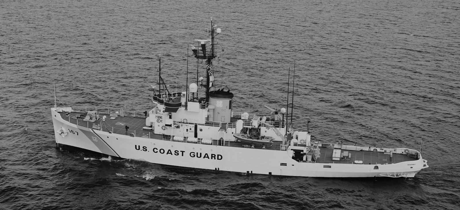Free Ship Plans, USCG cutter Acushnet, USS Shackle, salvage, world war II, vessel