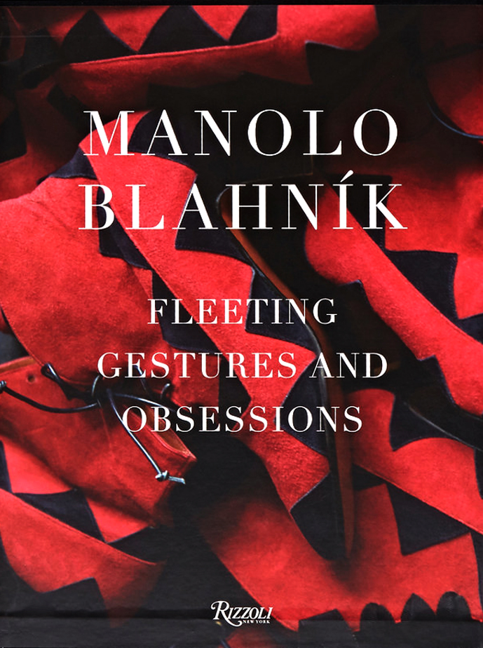 Best fashion and style book releases in autumn / fall 2015 / Manolo Blahnik: fleeting gestures & obsessions biography / via fashionedbylove.co.uk british fashion blog