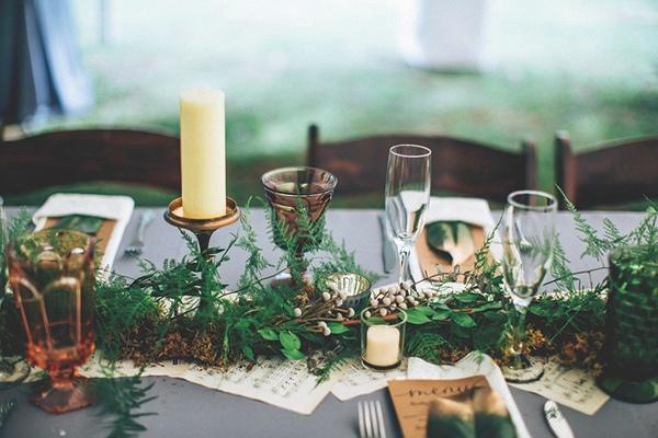 boda con una estetica atipica