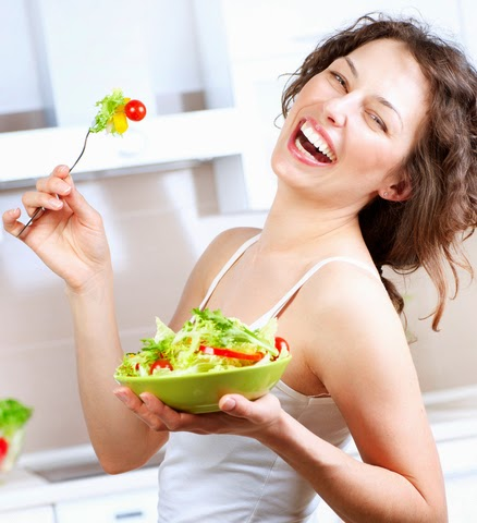 Woman-On-A-Leptin-Diet