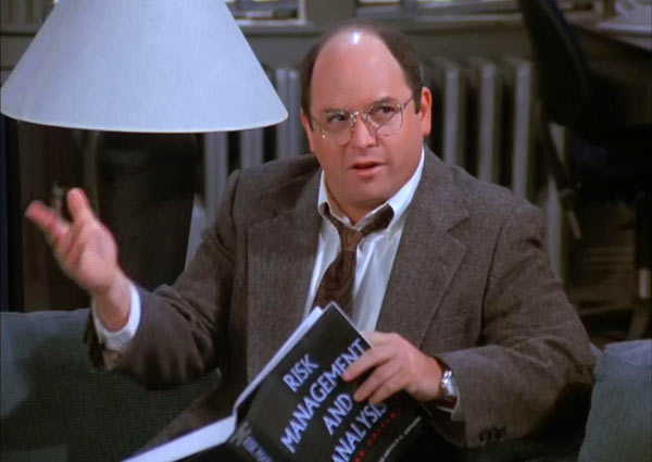 Jason Alexander as George Costanza