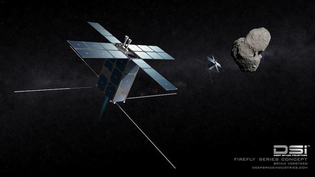 Asteroid Mining DSi