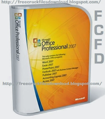 MS Professional Office 2007 Working Product Key