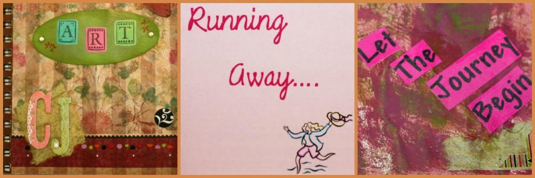 Running Away.....