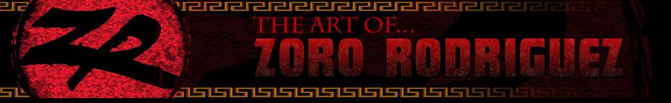 THE ART OF ZROD