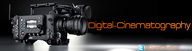 Digital Cinematography Blog
