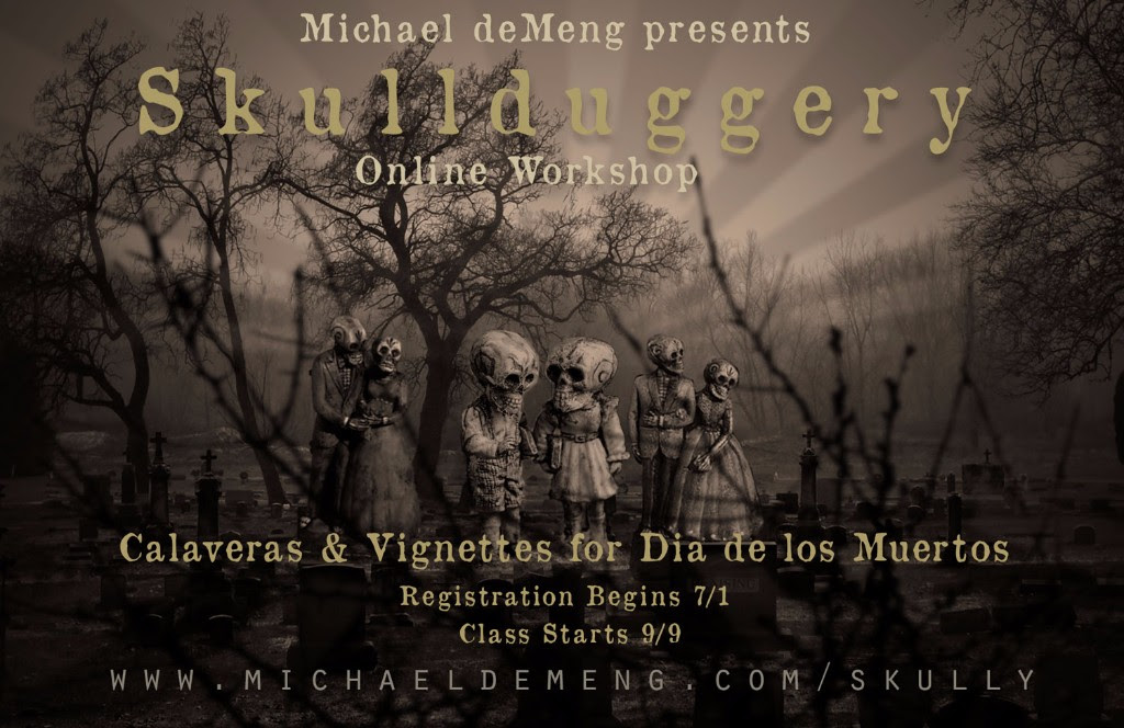 Skullduggery Workshop 2016