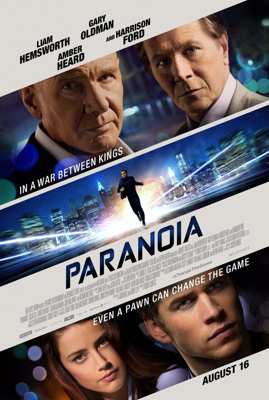 Paranoia Movie Poster