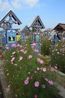 Het Vrolijke Kerkhof, Maramures, Roemenië
