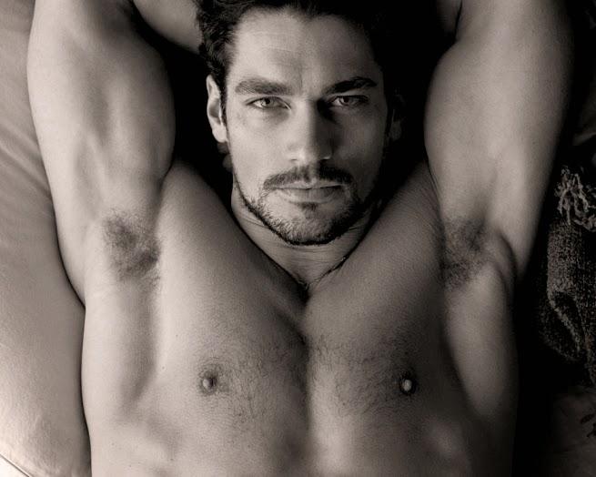 David Gandy armpit sexy