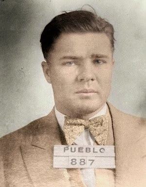 Pretty boy Floyd !