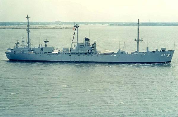 USS Georgetown AGTR-2