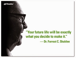 Say YES to Shaklee