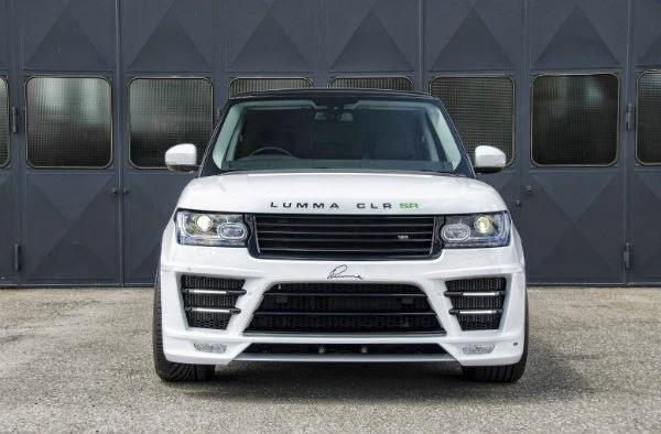 Lumma Design Range Rover Vogue CLR SR 6