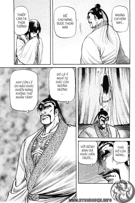 Chú Bé Rồng - Ryuuroden chap 57 - Trang 35