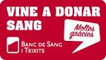 Donar sang és donar vida!