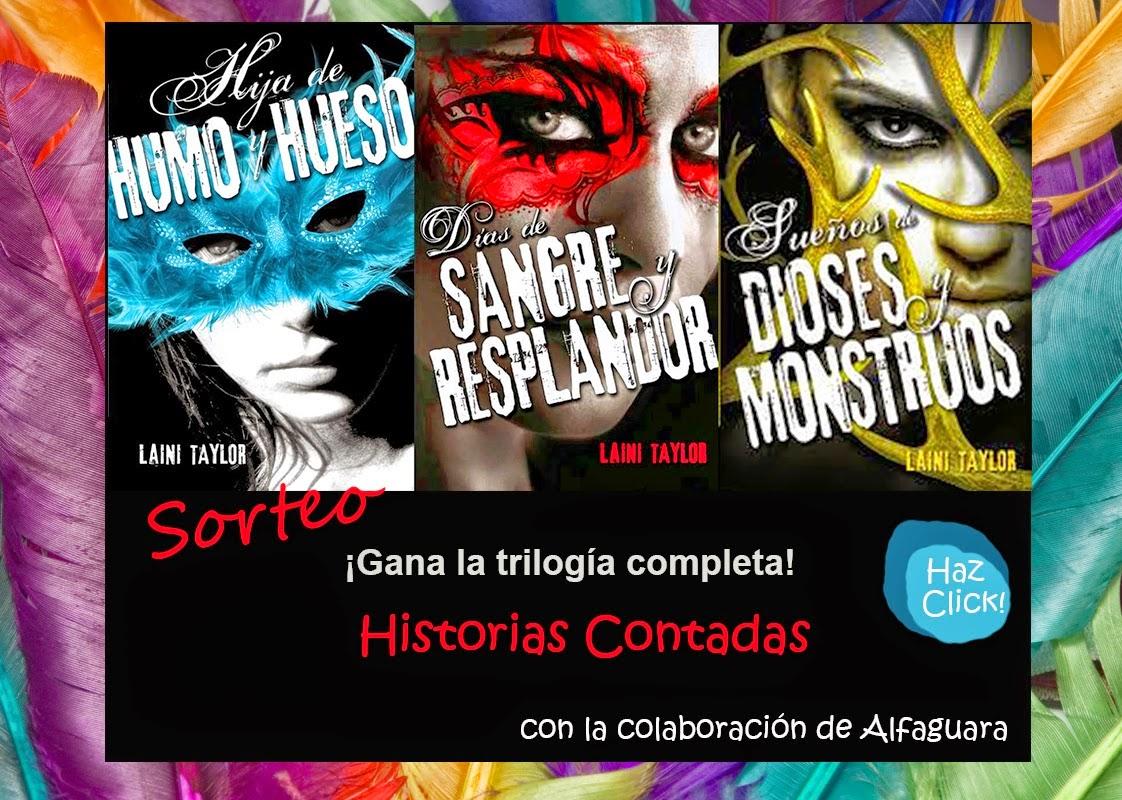 historiasscontadass.blogspot.com.es/2014/06/sorteo-de-verano-trilogia-hija-de-humo.html