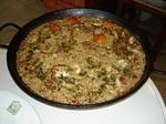paella para celiacos, menu libre de gluten de arroz del delta del ebro