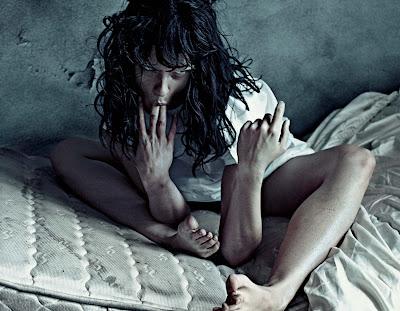 Karolina Kurkova & Crystal Renn in 'Institute White' by Steven Klein for Interview Magazine-6