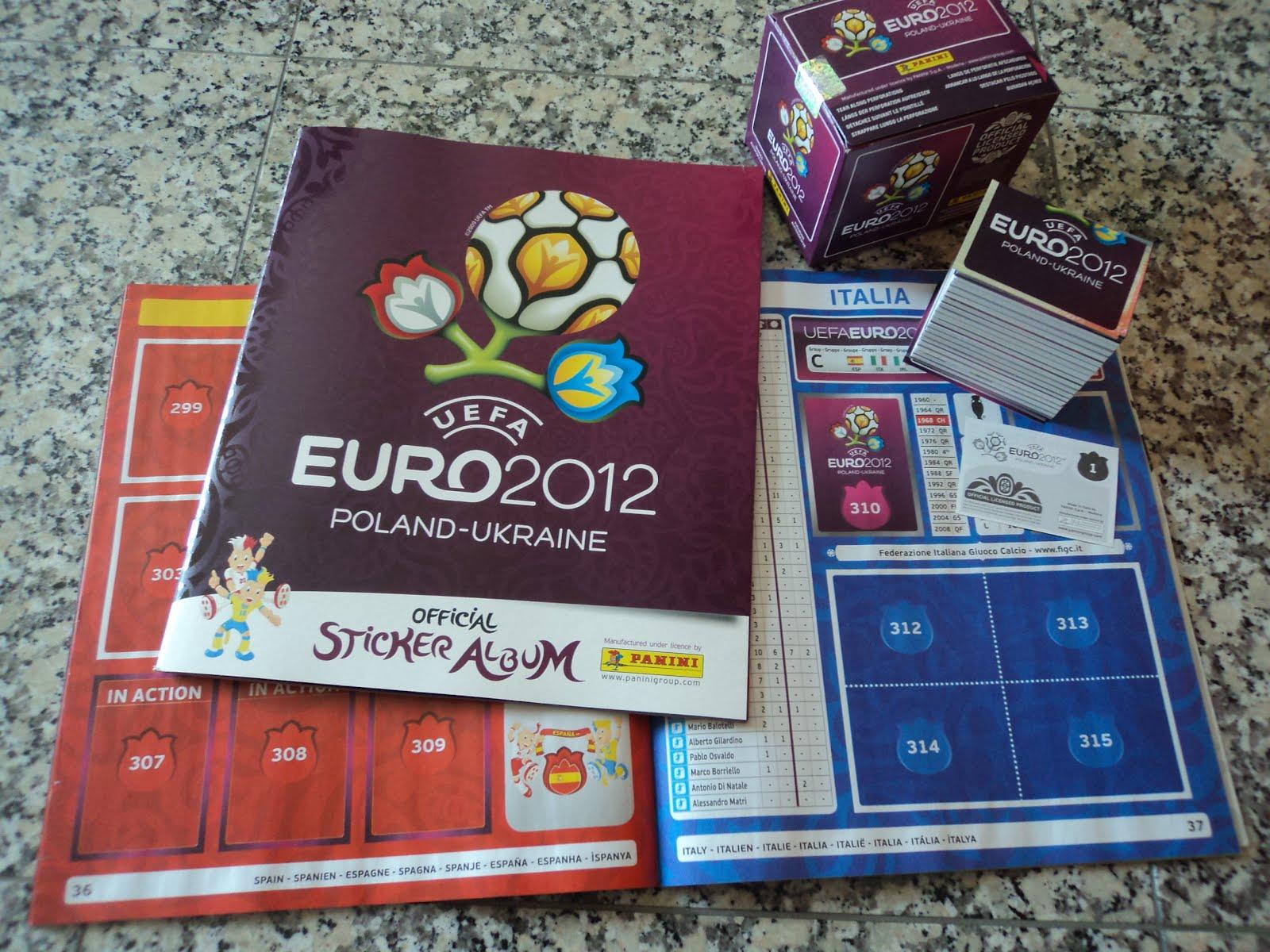 All Pictures Of  Plete Album Here  PANINI EURO 2012