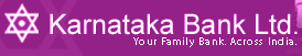 Karnataka Bank Clerk Online Application form