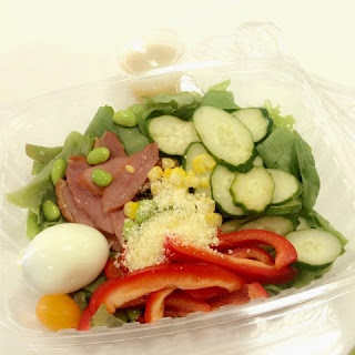 Panasonic Healthy Salad