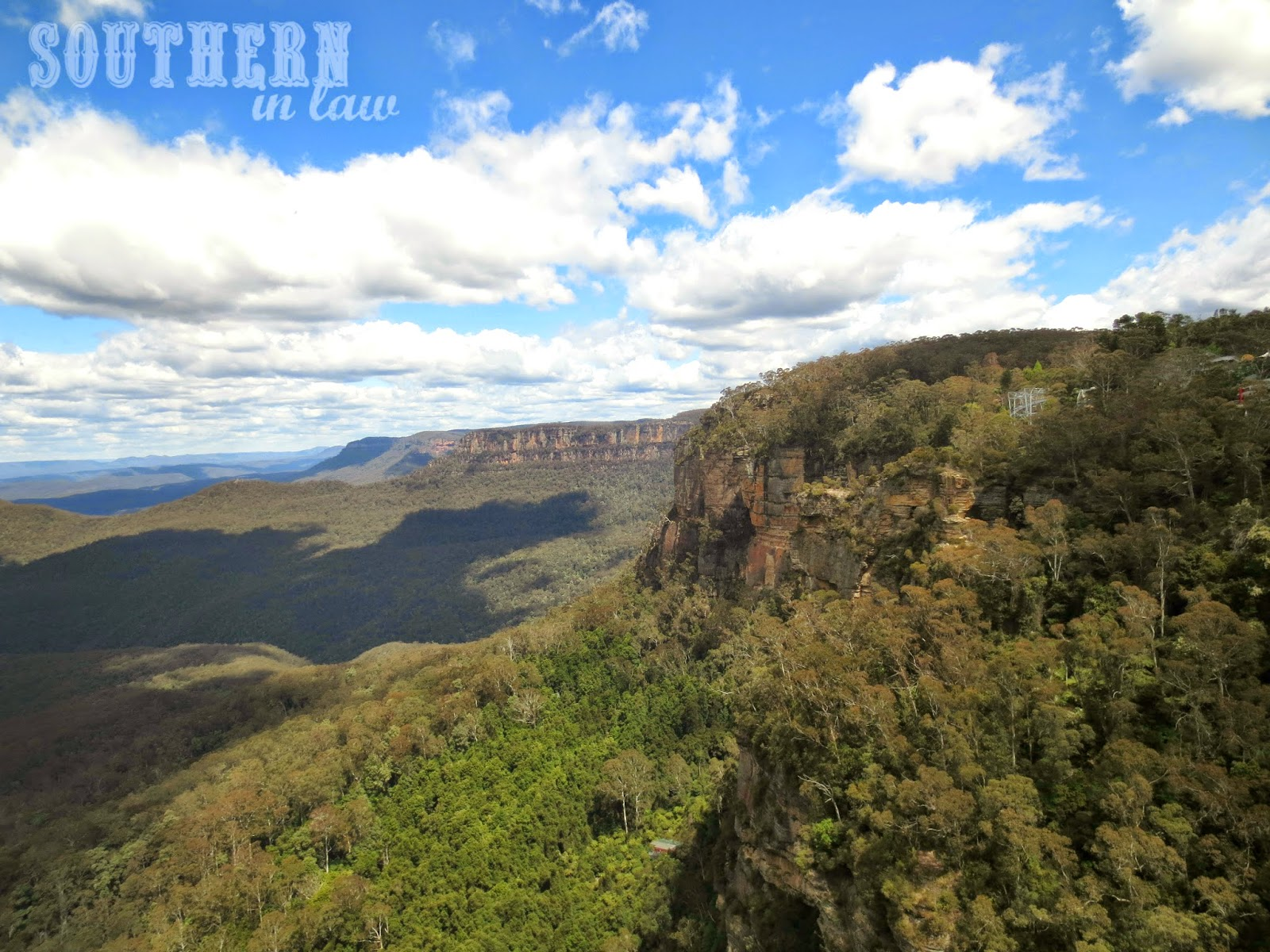 Blue Mountains, Sydney Australia