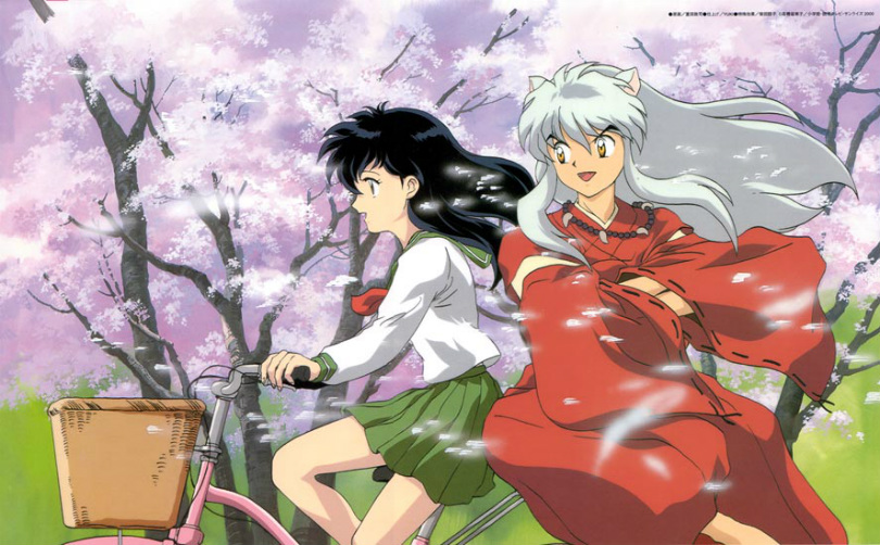 Inuyasha Is Very Enjoyable The Art Brilliant Although In Movies Does Slip Because Rumiko Takahashi Mangaka Helps With Drawings