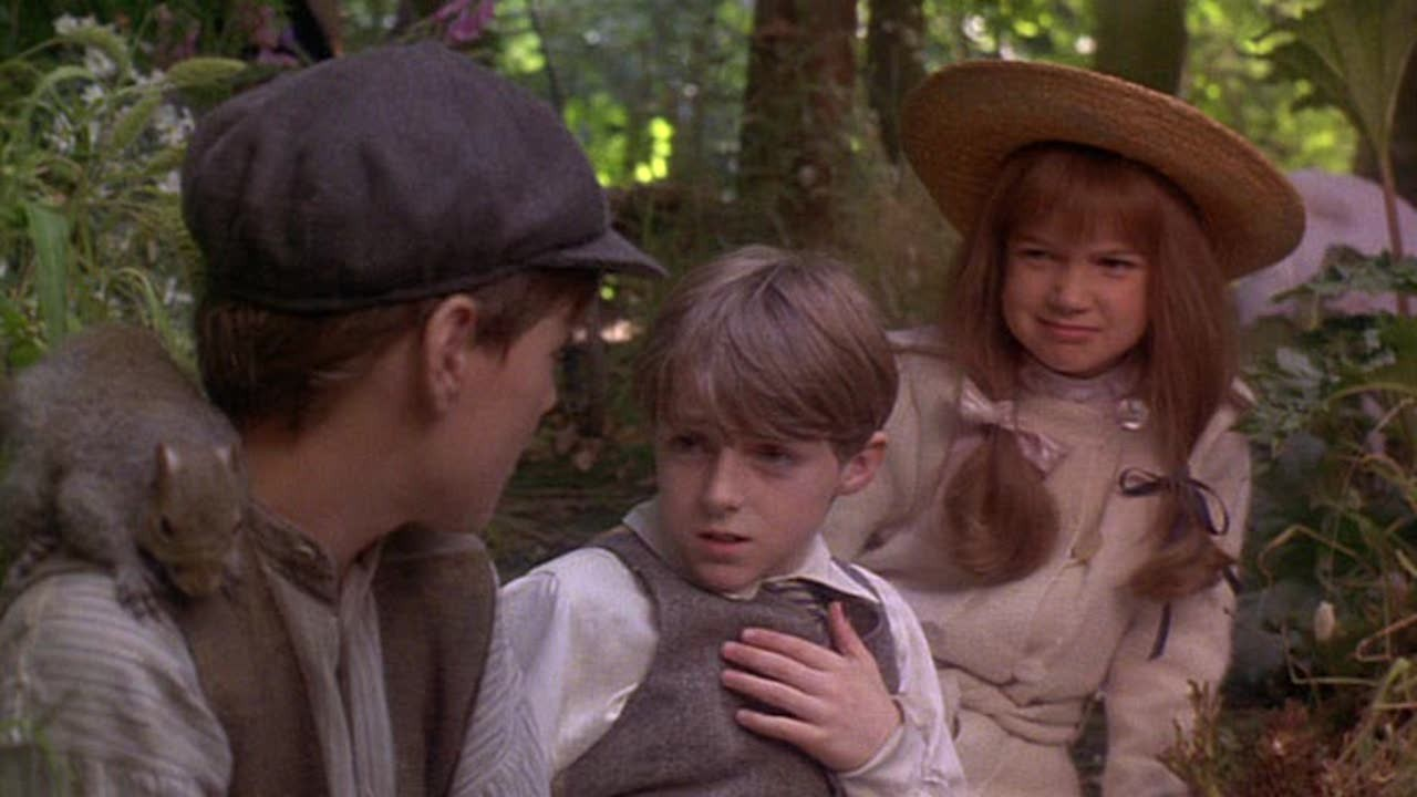Nestled in nostalgia cinemanic monday two lads an 39 a - The secret garden 1993 full movie ...