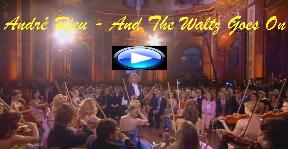AndréRieu And The Waltz Goes On
