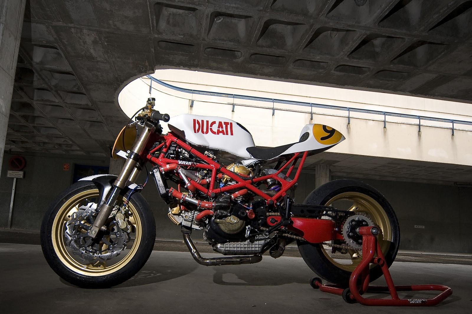 Radical Ducati S L 9 frac12 Radical