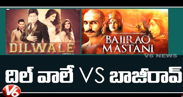 Dilwale Vs Bajirao Mastani  Cinema Industry awaits for Results  Bollywood