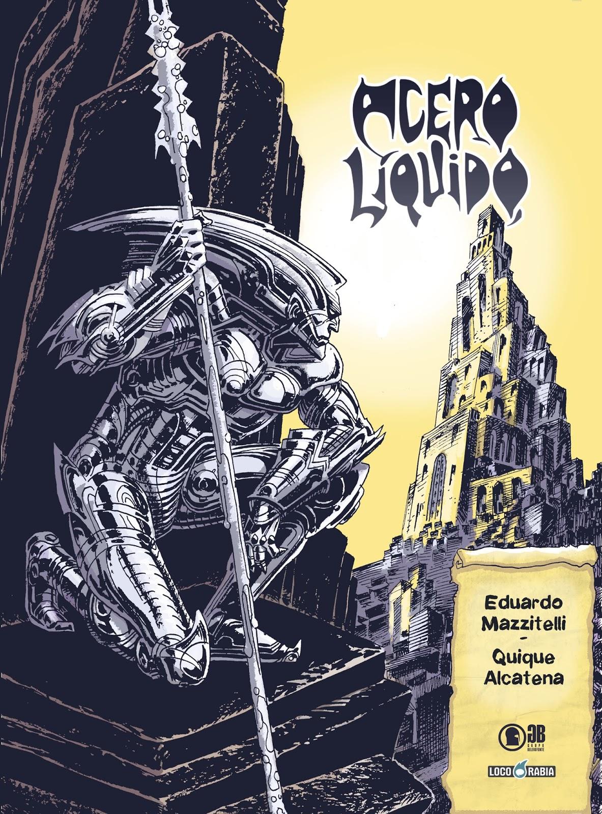 Acero Líquido (4ª Edición)
