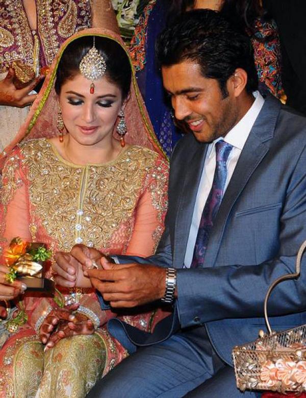 Moin qureshi wedding