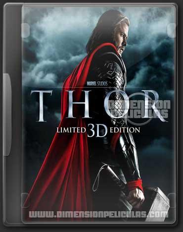 Thor (BRRip 3D FULL HD Inglés Subtitulado) (2011)