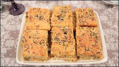 Sini Böreği Tarifi Nurselin Mutfağı
