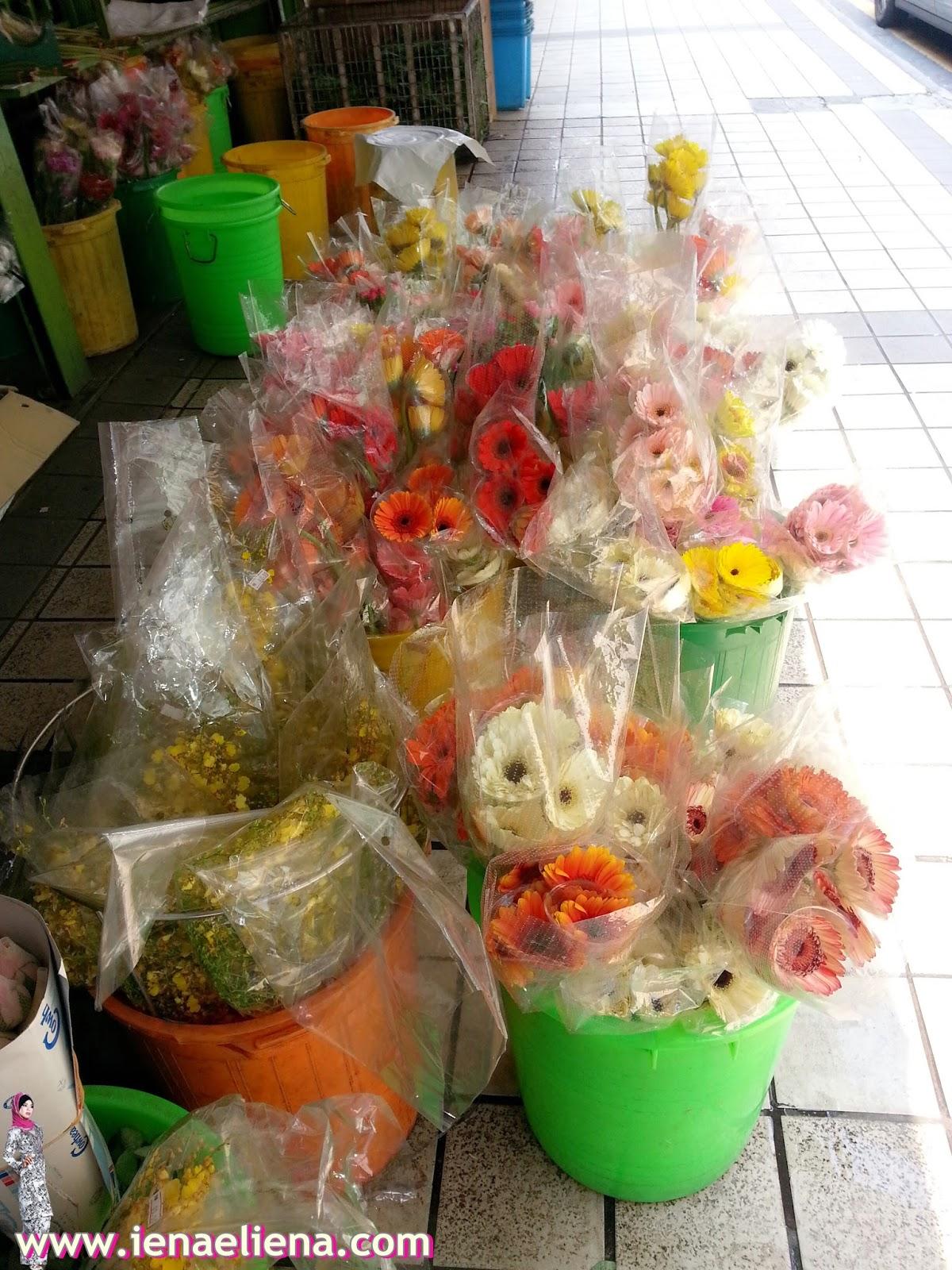 Misi membeli Fresh Flower