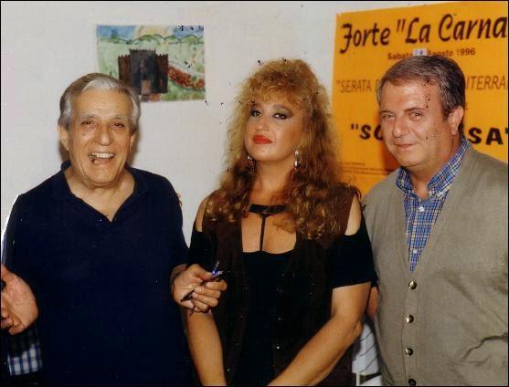 M° Sergio Bruni e la figlia Adriana Bruni