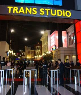 Trans Studio Jakarta