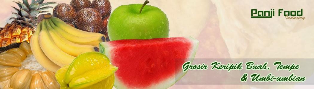 Grosir Keripik Buah, Sayur - Kualitas Ekspor | Export Quality