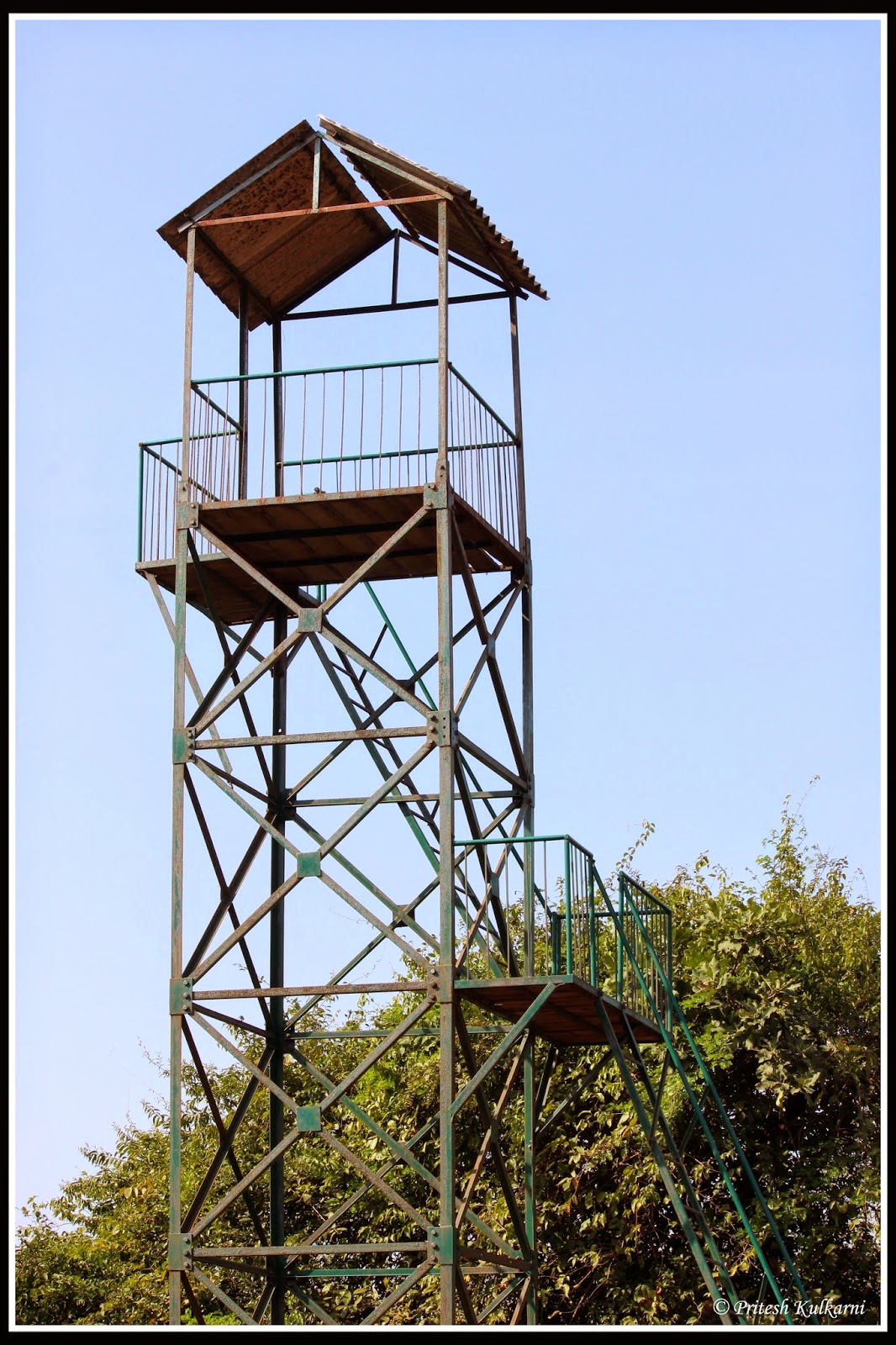 Watchtower at Phansad