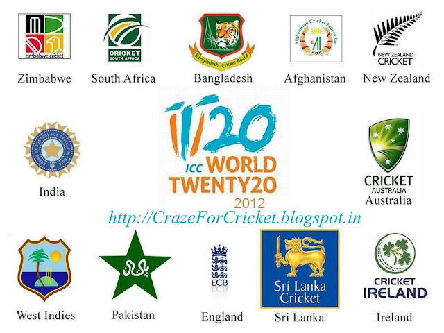 T20 World Cup 2012